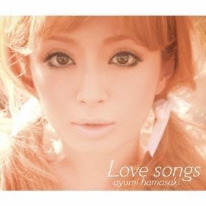 浜崎あゆみ Love songs [CD+DVD] CD...