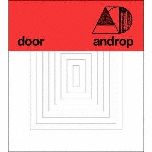 androp door<初回プレス分「8枚の扉」仕様> CD