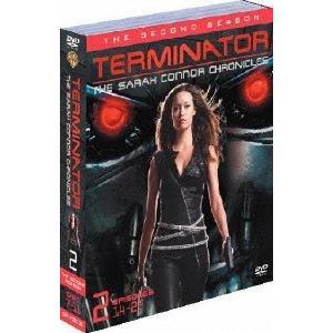 ターミネーター:サラ・コナー クロニクルズ <セカンド> セット2 DVD