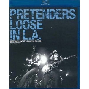 The Pretenders Loose In L.A. Blu-ray Disc