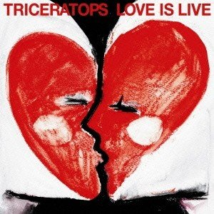 TRICERATOPS LOVE IS LIVE<通常盤> CD