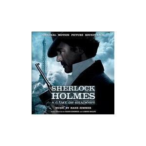 Hans Zimmer Sherlock Holmes : A Game Of Shadows CD