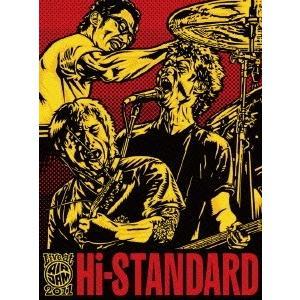 Hi-STANDARD Live at AIR JAM 2011 DVD