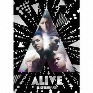 BIGBANG ALIVE (Type C) [CD+DVD]<通常盤> CDの画像