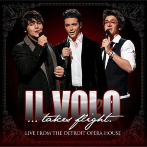 イル・ヴォーロ Il Volo...Takes Flight - Live from the Detroit Opera House CD|tower