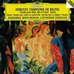アンサンブル・ウィーン=ベルリン ビリティスの歌 - ドビュッシー&ラヴェル: 室内楽曲集<タワーレコード限定> CD