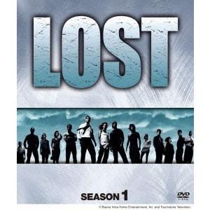 マシュー・フォックス LOST シーズン1 コンパクトBOX DVD