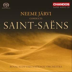 ネーメ・ヤルヴィ Neeme Jarvi Conducts Saint-Saens - Orchestral Works SACD Hybrid
