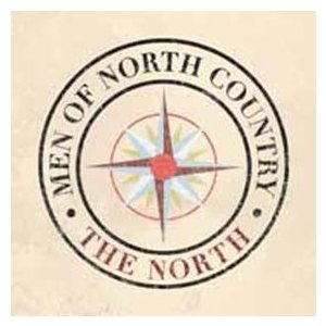 Men Of North Country The North CD