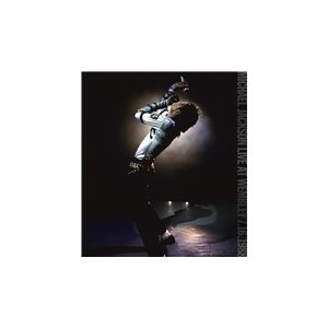 Michael Jackson Live at Wembly, 7.16.1988 DVD