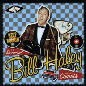 Bill Haley Keep on Rockin' CD