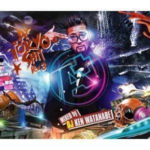 DJ KEN WATANABE A+ Tokyo Shit vol.3 CD