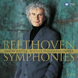 サイモン・ラトル ベートーヴェン: 交響曲全集 CD