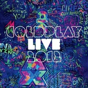 Coldplay LIVE 2012 [Blu-ray Disc+CD]<初回生産限定盤> Blu-ray Disc