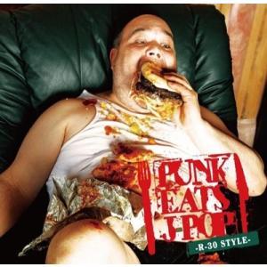 GHOST COMPANY PUNK EATS J-POP-R-30 STYLE- CD