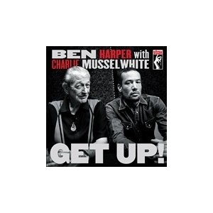 Ben Harper Get Up! CD
