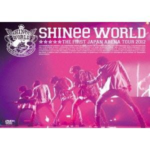 SHINee SHINee THE FIRST JAPAN ARENA TOUR