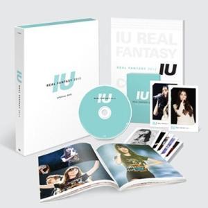 IU Real Fantasy 2012 Special [DVD+写真集+フォトカード] DVD
