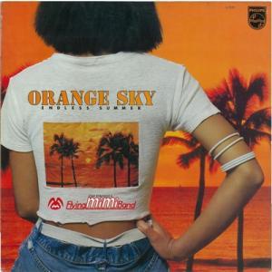 小林泉美&Flying Mimi Band ORANGE SKY - ENDLESS SUMMER<タワーレコード限定> CD