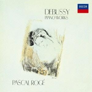 パスカル・ロジェ 月の光/亜麻色の髪の乙女〜ドビュッシー:ピアノ名曲集 CD