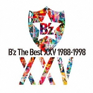 B'z B'z The Best XXV 1988-1998...
