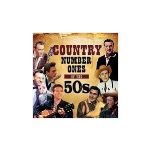 Various Artists Country No.1's Of The 50's CD-R
