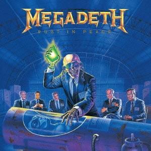 Megadeth ラスト・イン・ピース SHM-CDの商品画像