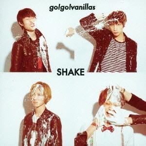 go!go!vanillas SHAKE CD