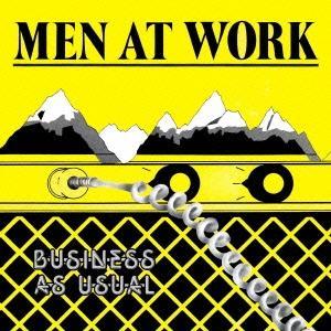 Men At Work ワーク・ソングス Blu...の商品画像