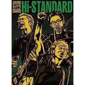 Hi-STANDARD Live at TOHOKU AIR JAM 2012 DVD