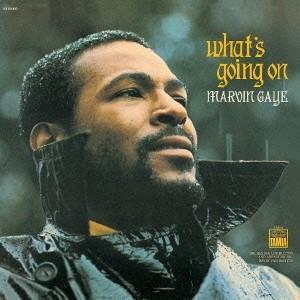 Marvin Gaye ホワッツ・ゴーイン・オン +6<初回限定盤> SHM-CD