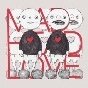 米津玄師 MAD HEAD LOVE/ポッピンアパシー<通常盤> 12cmCD Single