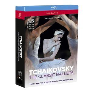 英国ロイヤル・バレエ 「チャイコフスキー・ザ・クラシック・バレエ」〜バレエ《白鳥の湖》、《くるみ割り人形》、《眠 Blu-ray Disc タワーレコード PayPayモール店