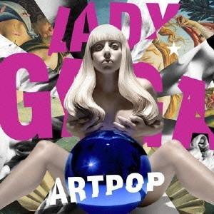 Lady Gaga アートポップ<初回生産限定特別価格盤> CD