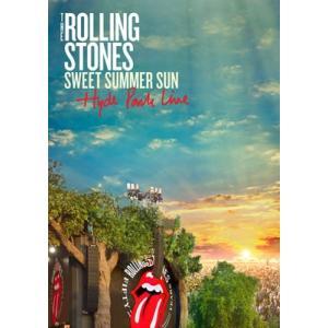 """The Rolling Stones """"""""スウィート・サマー・サン"""""""" ストーンズ・ライヴ・イン・ロ..."""