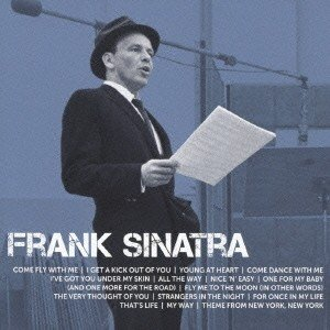 Frank Sinatra マイ・ウェイ/夜のストレンジャー フランク・シナトラ・ベスト<限定生産スペシャルプライス盤> CD