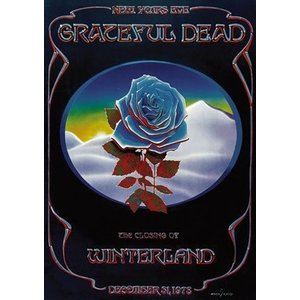 The Grateful Dead クロージング・オブ・ウィンターランド<初回生産限定版> DVD