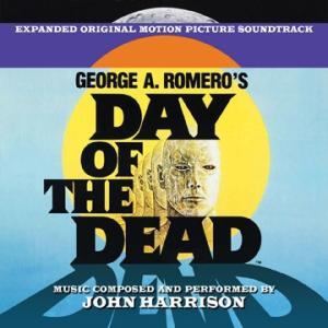 John Harrison Day of the Dead CD