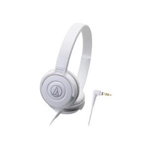 audio-technica ポータブルヘッドホン ATH-S100 White Headphone...