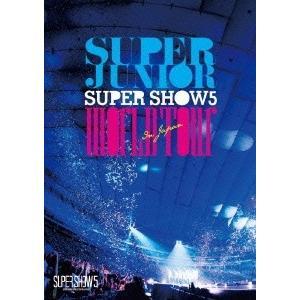 SUPER JUNIOR SUPER JUNIOR SUPER SHOW5 WORLD TOUR In Japan<通常盤> DVD