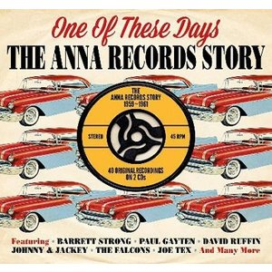 One Of These Days: The Anna Records Story 1959-1961 CD