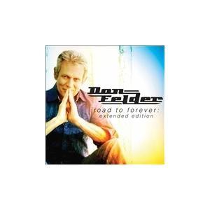 Don Felder Road To Forever CD