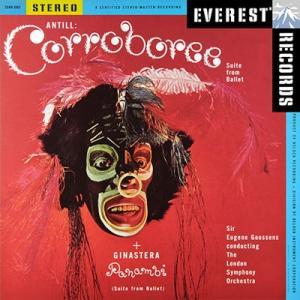 ウジェーヌ・グーセンス Antill: Corroboree; Ginastera: Panambi SACD Hybrid