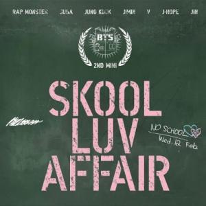 防弾少年団 Skool Luv Affair: 2nd Mini Album CD