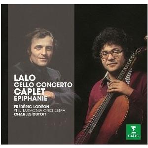 フレデリック・ロデオン Laro: Cello Concerto; A.Caplet: Epiphanie<初回限定生産盤> CD
