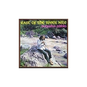 Augustus Pablo East Of The River Nile LP|tower