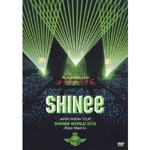 SHINee JAPAN ARENA TOUR SHINee WORLD 2013〜Boys Meet U〜<通常盤> DVD