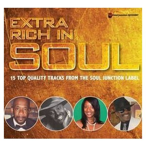 Extra Rich In Soul CD
