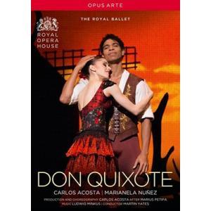 英国ロイヤル・バレエ バレエ 《ドン・キホーテ》 DVD