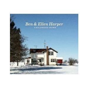 Ben Harper Childhood Home CD